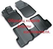 L.Locker Коврики в салон Toyota Corolla 3D 2007-  полиуретановые