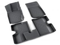 коврики в салон RENAULT DUSTER 4WD - полиуретан