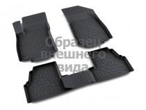 Агатек коврики в салон Mitsubishi Pajero Wagon IV (2007) - полиуретан