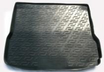 L.Locker Коврики в багажник Audi Q5 (2008-) - пластик