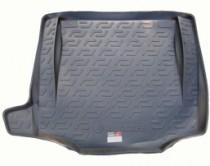 L.Locker Коврики в багажник BMW 1ser (E87) hb 5 dr. (04-11) - пластик