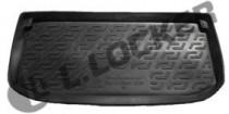 L.Locker Коврики в багажник Chery Kimo A1 (06-) - пластик