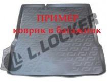 L.Locker Коврики в багажник Chevrolet Aveo sd (03-06) - пластик