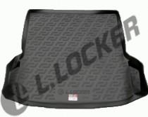 L.Locker Коврики в багажник Chevrolet Cruze un (13-) - пластик