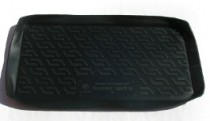 L.Locker Коврики в багажник Chevrolet Spark III hb (10-) - пластик