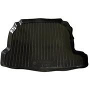 L.Locker Коврики в багажник Chevrolet Viva (04-) - пластик