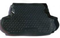 L.Locker Коврики в багажник Citroen C-Crosser (07-) - пластик