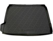 L.Locker Коврики в багажник Citroen C4 hb (04-) - пластик