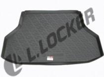 L.Locker Коврики в багажник Daewoo Gentra II (13-) - пластик