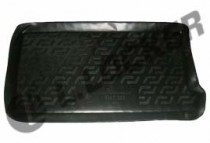 L.Locker Коврики в багажник Fiat 500 hb (08-) - пластик
