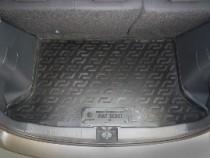 L.Locker Коврики в багажник Fiat Sedici un (05-) - пластик