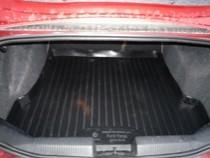 L.Locker Коврики в багажник Ford Focus sd (98-04) - пластик