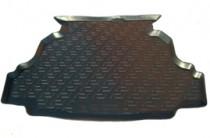 L.Locker Коврики в багажник Geely Emgrand EC7 s/n (2011-) - пластик