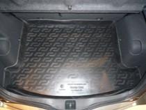 L.Locker Коврики в багажник Honda Civic hb (05-) - пластик