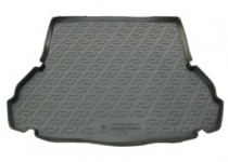 L.Locker Коврики в багажник Hyundai Elantra  s/n (2011-) - пластик