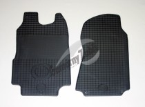 Gumarny Zubri Коврики в салон Ford TRANSIT V184 (2000-2013) - 2 pcs резиновые