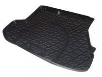 L.Locker Коврики в багажник Kia Cerato sd (05-) - пластик