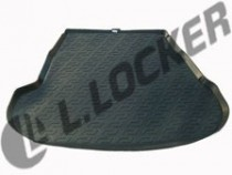 L.Locker Коврики в багажник Kia Optima III (K5) s/n (2010-) - пластик