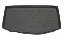 L.Locker Коврики в багажник Kia Picanto hb (11-) - пластик