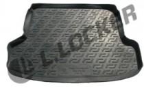 L.Locker Коврики в багажник Kia Rio III sd (05-) - пластик