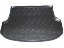 L.Locker Коврики в багажник Kia Sorento III (2009-) - пластик