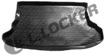 L.Locker Коврики в багажник Kia Sportage (2005-) - пластик