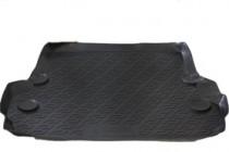 L.Locker Коврики в багажник Lexus LX 570 (07-) - пластик