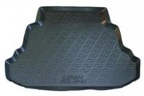 L.Locker Коврики в багажник Lifan Solano 620 sd (08-) - пластик