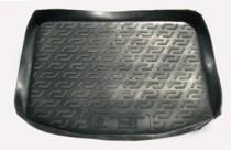 L.Locker Коврики в багажник Mazda 3 hb (09-) - пластик