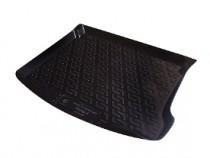 L.Locker Коврики в багажник Mazda 3 sd (03-) - пластик