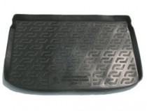 L.Locker Коврики в багажник Mersedes Benz A-klasse (169) (08-) - пластик