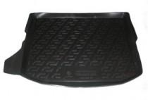 L.Locker Коврики в багажник Mitsubishi ASX сабвуфер (10-) - пластик