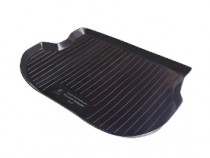 L.Locker Коврики в багажник Mitsubishi Outlander (03-08) - пластик