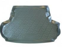 L.Locker Коврики в багажник Mitsubishi Outlander XL (07-) - пластик
