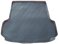 L.Locker Коврики в багажник Mitsubishi Pajero Sport II (08-) - пластик