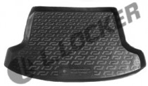 L.Locker Коврики в багажник Nissan Qashqai +2 (07-) - пластик