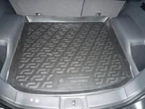 L.Locker Коврики в багажник Opel Antara (07-) - пластик