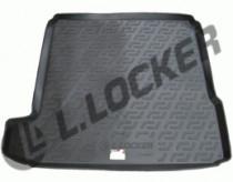 L.Locker Коврики в багажник Opel Astra J sd (12-) - пластик