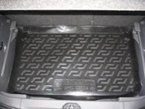 L.Locker Коврики в багажник Opel Corsa hb (06-) - пластик