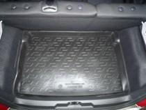 L.Locker Коврики в багажник Peugeot 207 hb (06-) - пластик