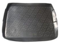 L.Locker Коврики в багажник Peugeot 3008  (09-) - пластик