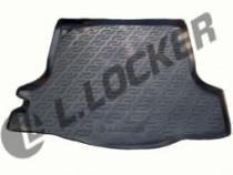 L.Locker Коврики в багажник Renault Logan  (13-) - пластик