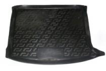 L.Locker Коврики в багажник Renault Sandero (08-) - пластик