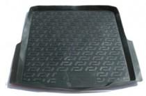 L.Locker Коврики в багажник Skoda Superb (08-) - пластик