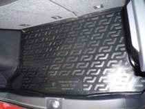 L.Locker Коврики в багажник Suzuki SX 4 hb (10-) - пластик