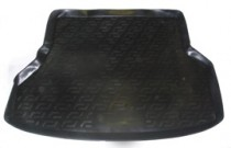 L.Locker Коврики в багажник Toyota Highlander II (07-) - пластик