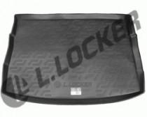 L.Locker Коврики в багажник Volkswagen Golf VII hb (12-) - пластик