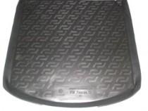 L.Locker Коврики в багажник Volkswagen Touran 1T (03-) - пластик