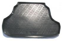 Коврики в багажник Zaz Forza hb (11-) - пластик