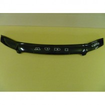 Vip tuning Дефлекторы капота AUDI A4 (кузов 8Е, В6) с 2001-2005 г.в.
